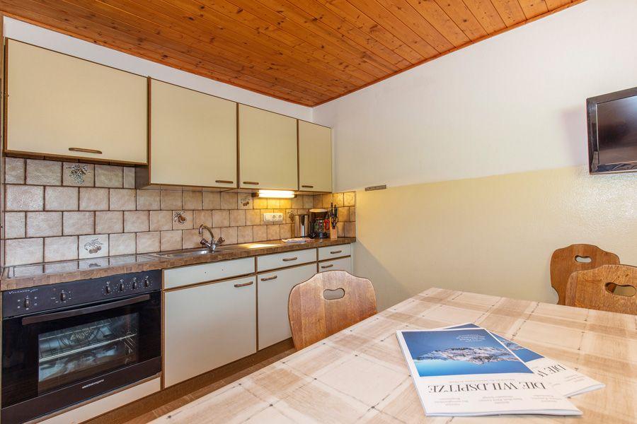 Appartment Grieskogel Küche